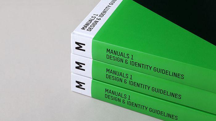 Manuals 1, spine.