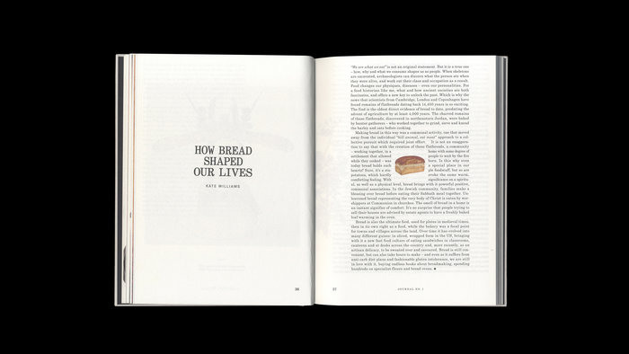 Crumbs Journal Nº I 6