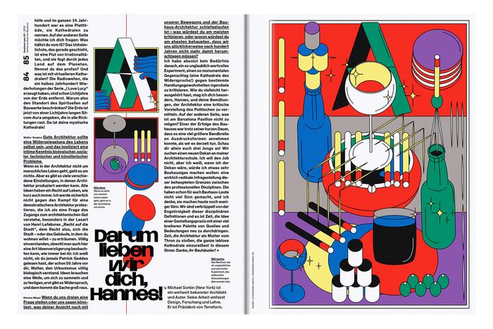 bauhaus now magazine 5
