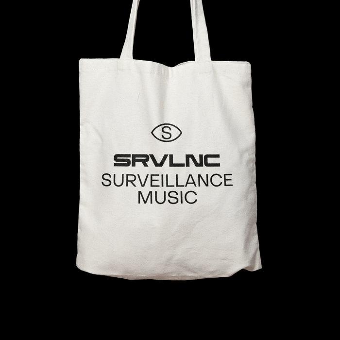 Surveillance Music brand identity 5
