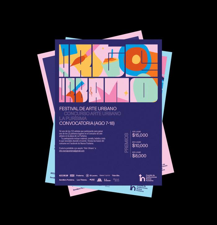 Festival de Arte Urbano, 6th edition 1