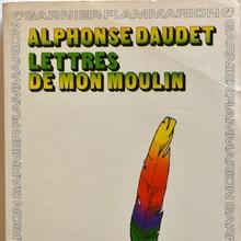 <cite>Lettres de mon moulin</cite> by Alphonse Daudet (Garnier Flammarion)