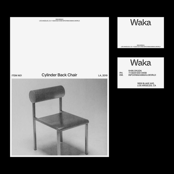 Waka Waka, Collection N01 1