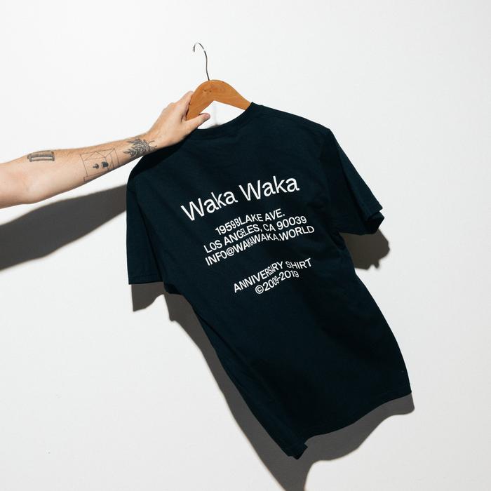 Waka Waka, Collection N01 4