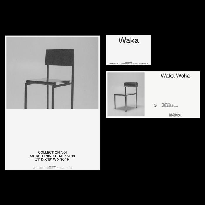 Waka Waka, Collection N01 10