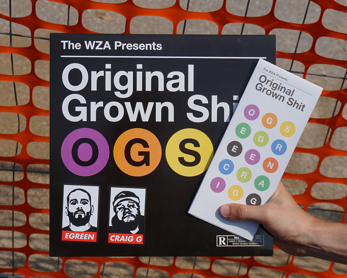 The WZA Presents OG'S – Original Grown Shit 2