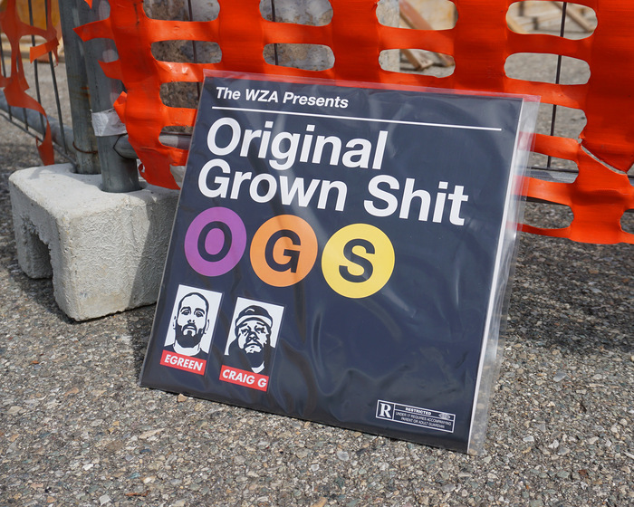 The WZA Presents OG'S – Original Grown Shit 1