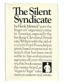 <cite>Silent Syndicate</cite> by Hank Messick