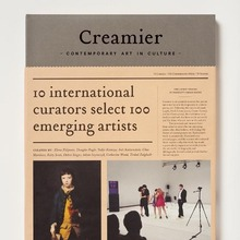 <cite>Creamier: Contemporary art in culture</cite>