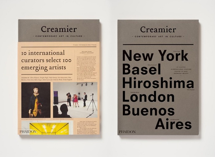 Creamier: Contemporary art in culture 1
