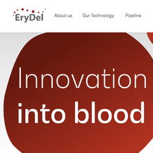 EryDel website