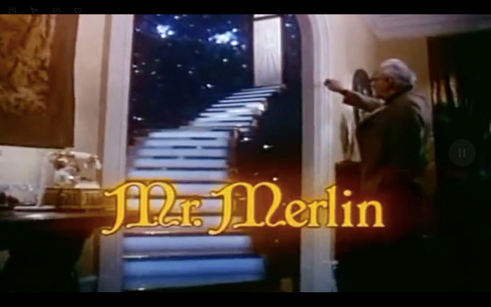 Mr. Merlin (1981) logo and opening titles 2