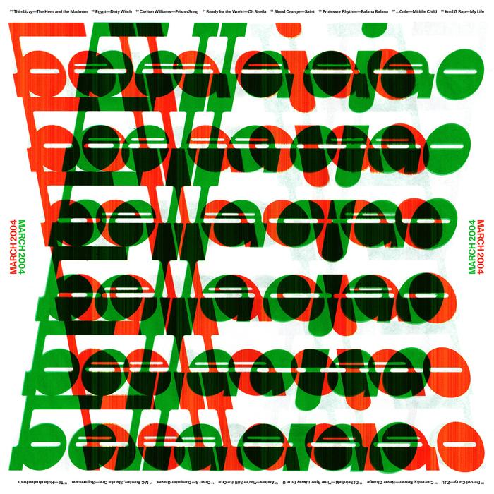Bella Ciao mixtape (MAR-008) 1