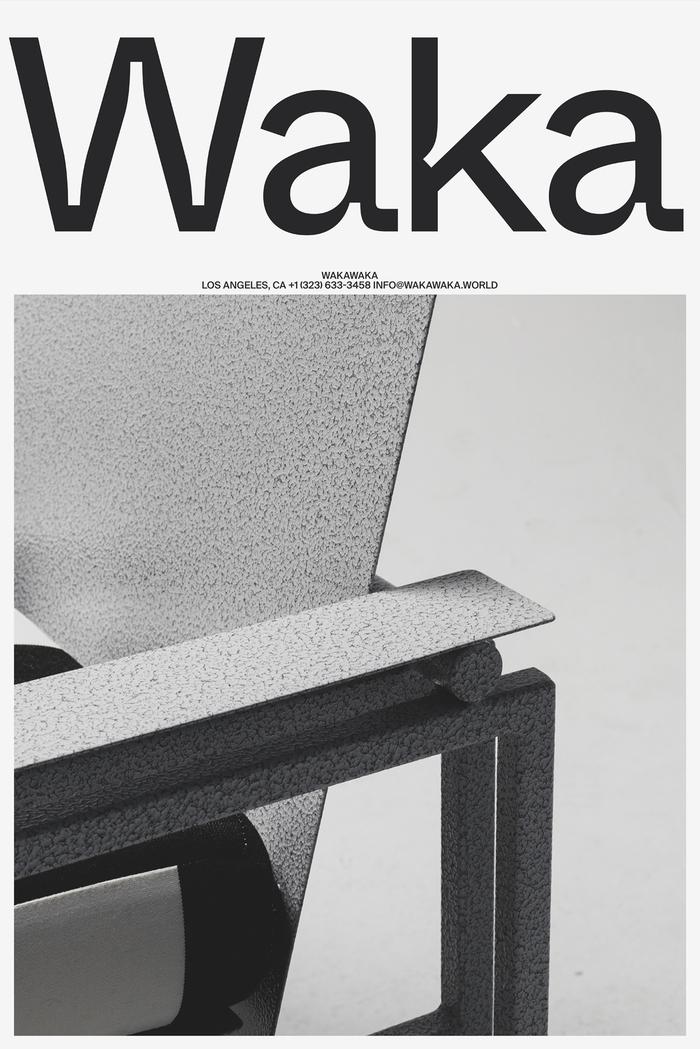 Waka Waka, Collection N01 2