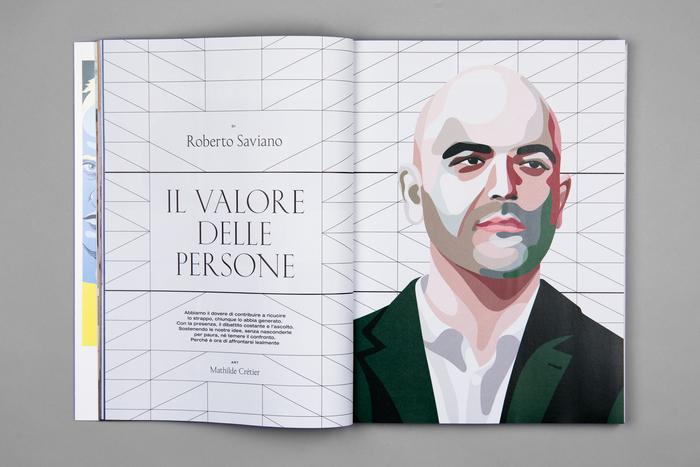 """Wired Italia, n. 90, """"Fattore umano"""" 2"""