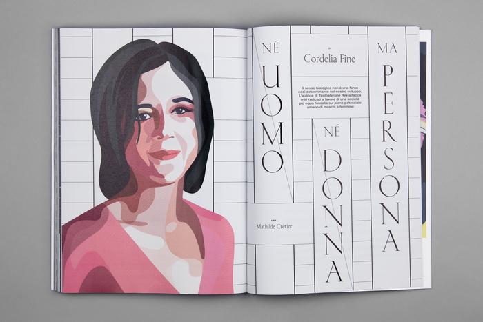 """Wired Italia, n. 90, """"Fattore umano"""" 9"""
