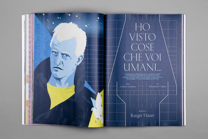 """Wired Italia, n. 90, """"Fattore umano"""" 6"""