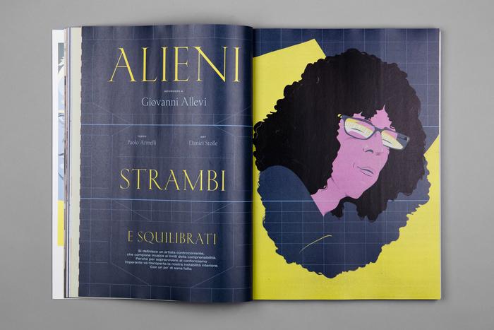 """Wired Italia, n. 90, """"Fattore umano"""" 4"""