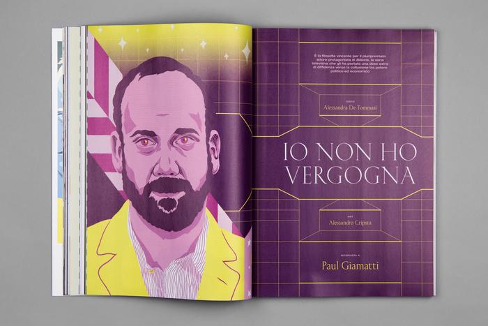 """Wired Italia, n. 90, """"Fattore umano"""" 5"""