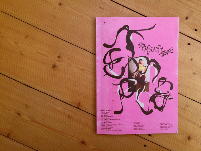 Cover with lettering by Alice Gavin (Groupe CCC) and text set in Syne Extra and Mono.