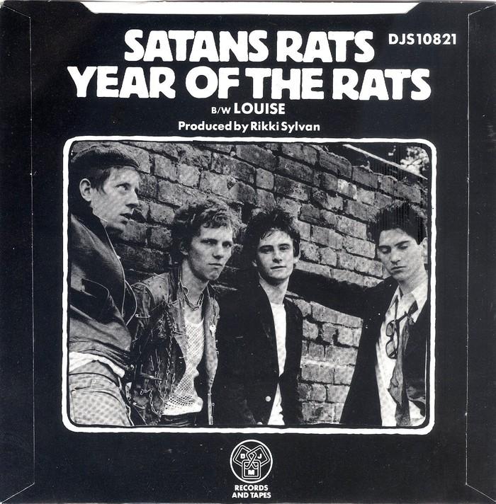 """""""Year Of The Rats"""" – Satan's Rats 2"""