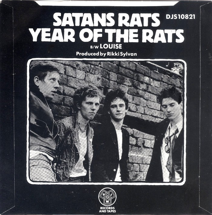 """Year Of The Rats"" – Satan's Rats 2"