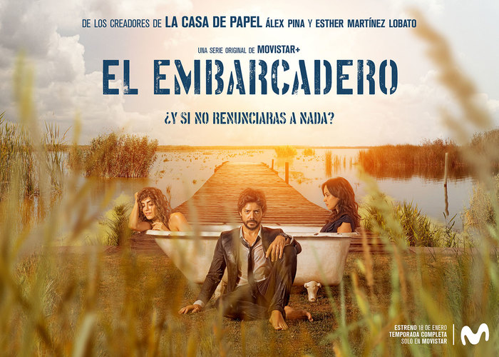 El Embarcadero (TV series) 1