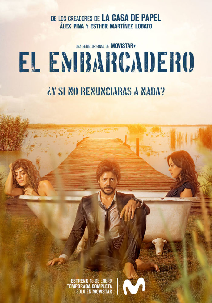 El Embarcadero (TV series) 3