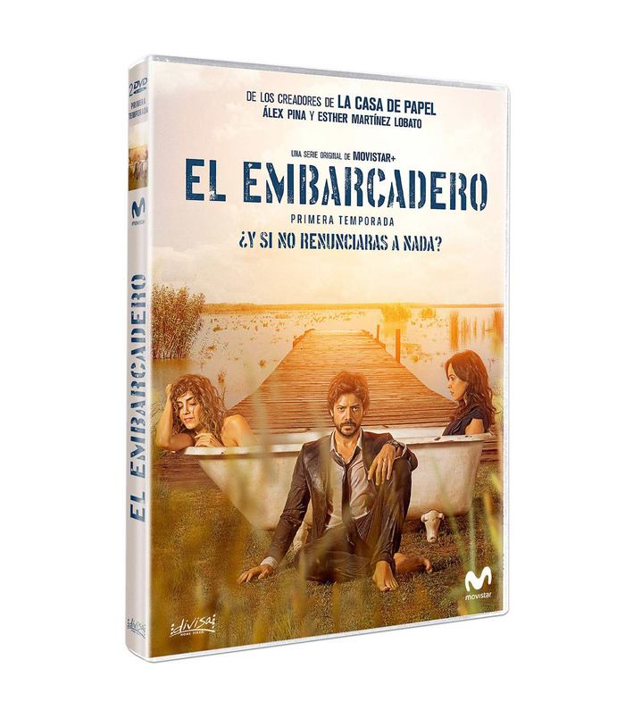 Spanish DVD packaging.