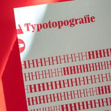 <cite>Typotopografie</cite> magazine 10, Hamburg
