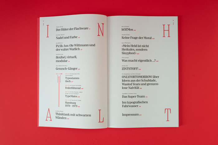 Typotopografie magazine 10, Hamburg 2