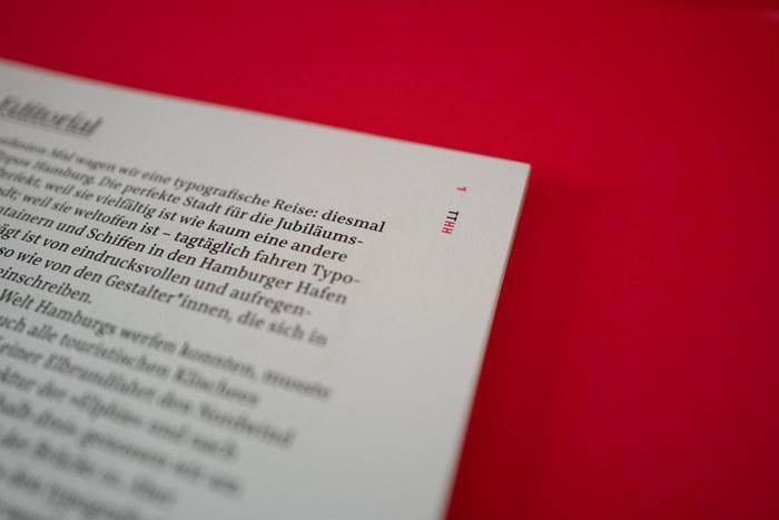 Typotopografie magazine 10, Hamburg 3