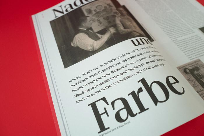 Typotopografie magazine 10, Hamburg 4