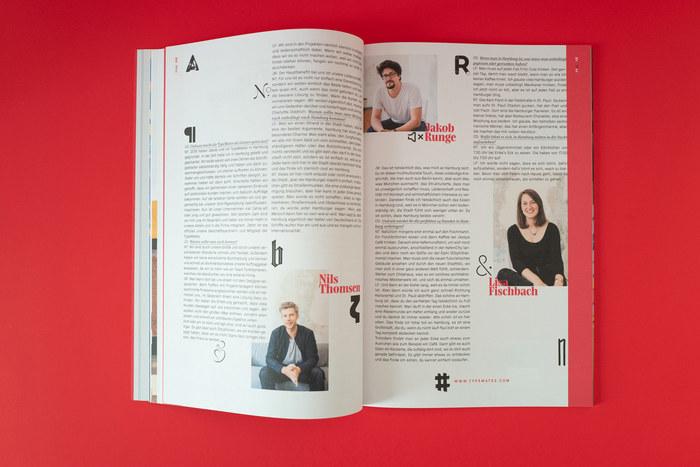 Typotopografie magazine 10, Hamburg 8