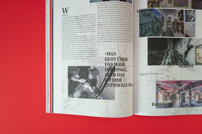 Typotopografie magazine 10, Hamburg 11
