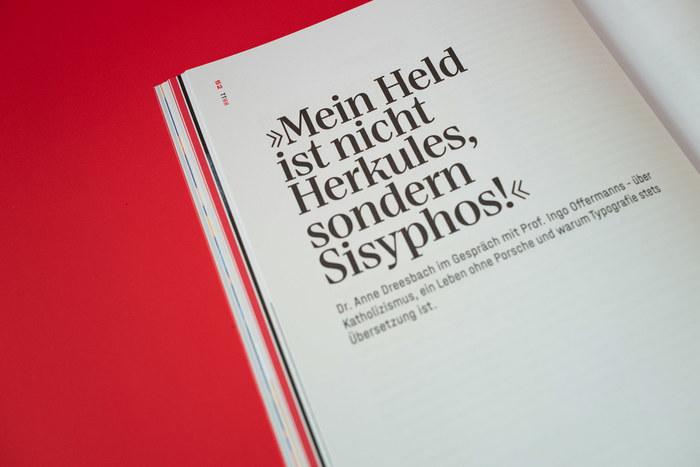 Typotopografie magazine 10, Hamburg 12