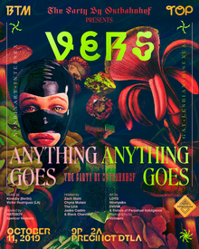The Party by Ostbahnhof presents <cite>VERS: Anything Goes</cite>, October 2019