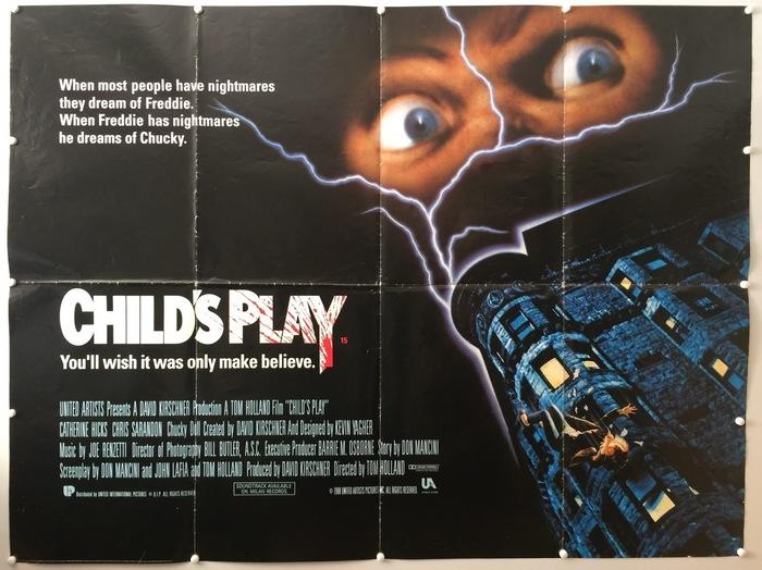 Child's Play (1988) 3