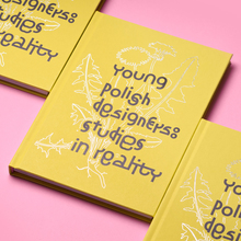 <cite>Young Polish Designers: Studies in Reality</cite> catalogue