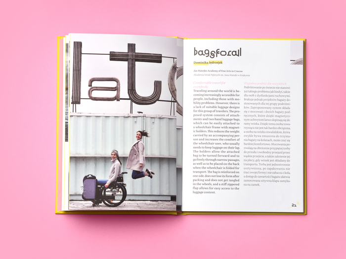 Young Polish Designers: Studies in Reality catalogue 4