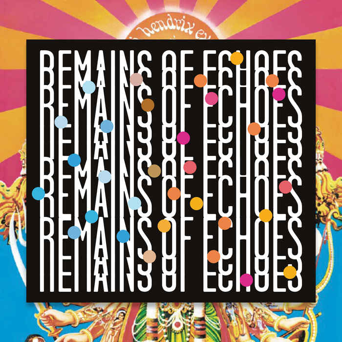 Benjamin Shaykin's cover for Eric Hofbauer and Dylan Jack's Remains of Echoes.