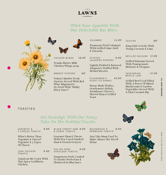 The Lawns 7