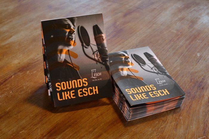 Sounds like Esch 1