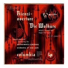 <cite>Wagner: Rienzi Overture &amp; Die Walküre</cite>