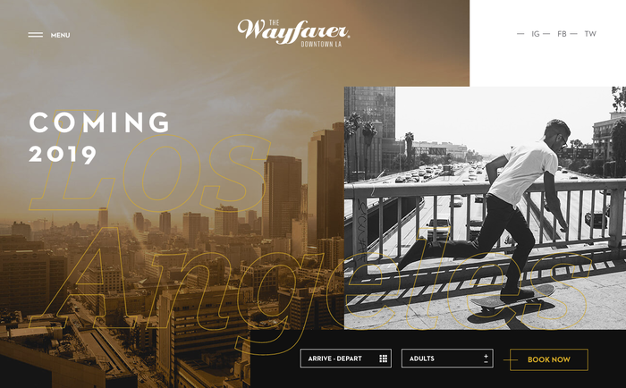 The Wayfarer DTLA 1
