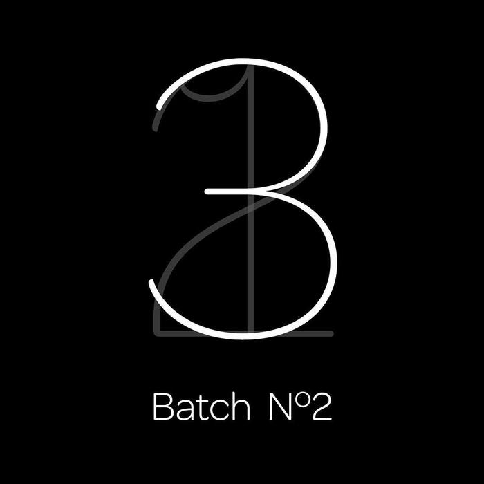 Social media card with a countdown to the release of Batch Nº2, featuring numerals from Omnes.