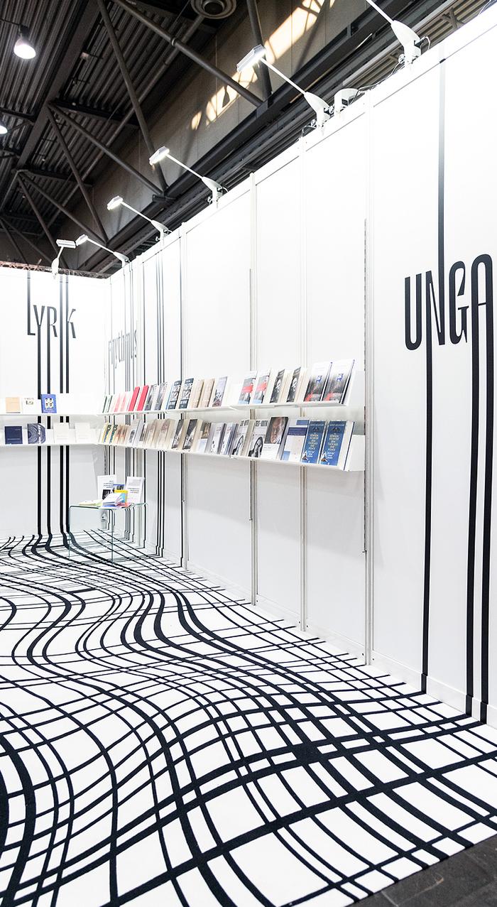 Hungarian stand, Leipzig Book Fair 2019 5