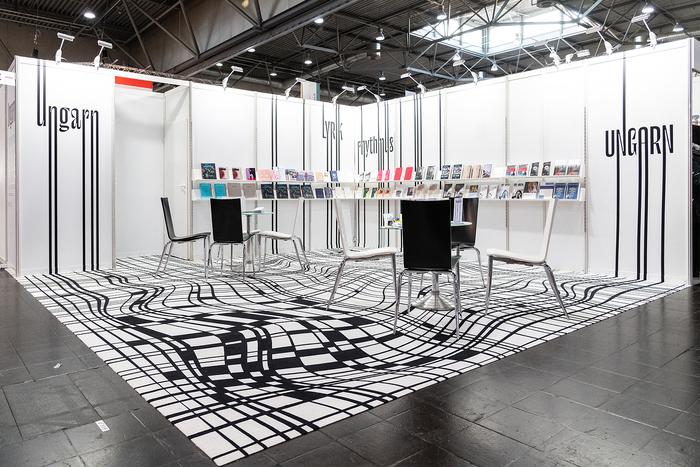 Hungarian stand, Leipzig Book Fair 2019 6