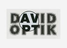David Optik logo (1993)