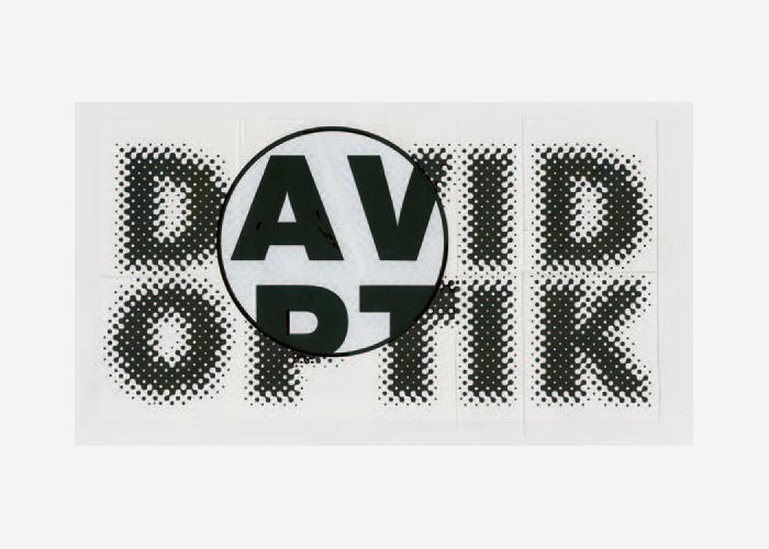 David Optik logo (1993) 1